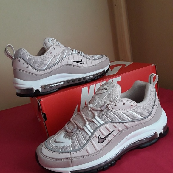 Barely 98 9 Nike 5 Women's Air Rose Max Size y0PwNnOvm8